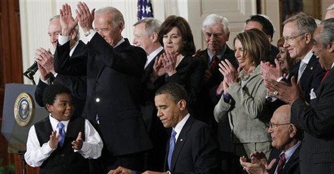 Obama's health care law: A trek, not a sprint