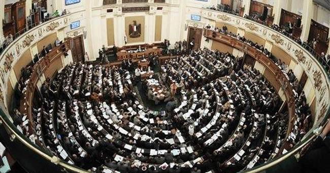 Egypt's parliament wants Israel's ambassador out