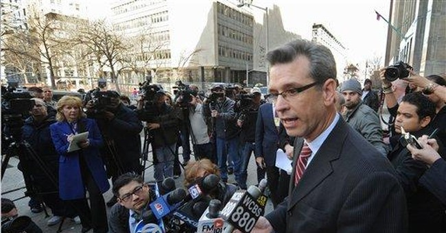Atty offers his apt. as bail for accused NYC madam