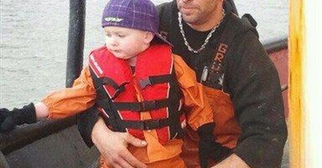 4 men lost at sea had no time for distress call