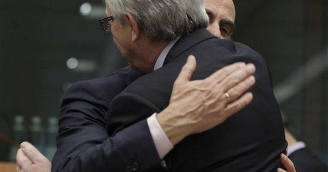 Eurozone eases Spanish deficit target