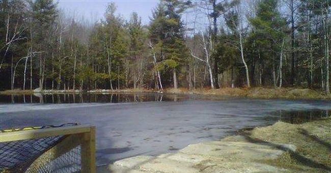 NH town to vote on renaming Jew Pond