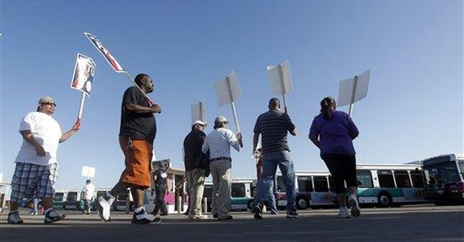 Phoenix bus drivers back on the road after strike