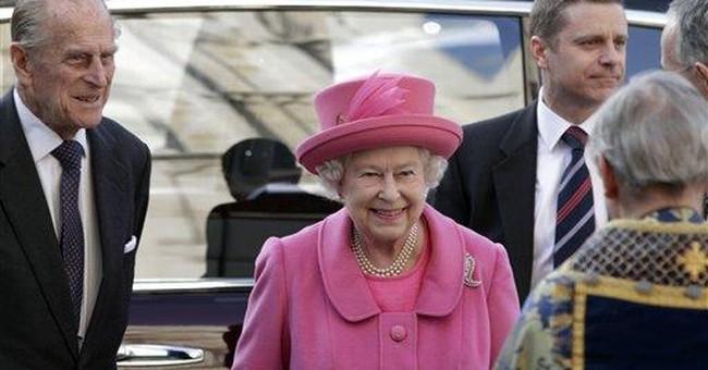 Queen Elizabeth II marks Commonwealth Day