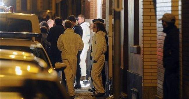 Police: Belgian mosque attacked, imam dies