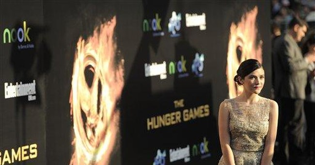 Premiere buzz whets appetite of 'Hunger' fans
