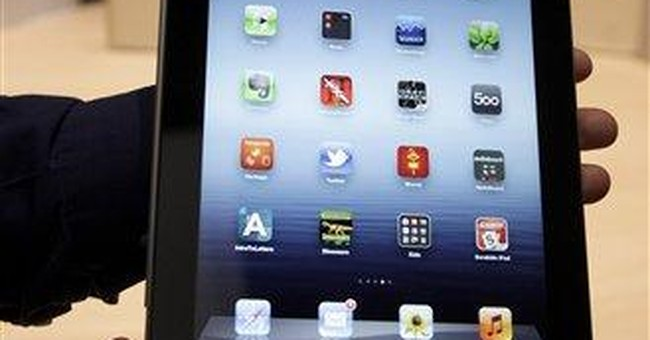 Demand for iPad, rivals leads IDC to up forecast