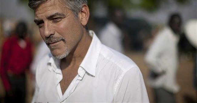 2nd African YouTube video stars Clooney in Sudan