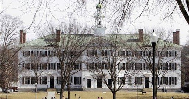 Ivy League senior: Frat pledges swam in vomit