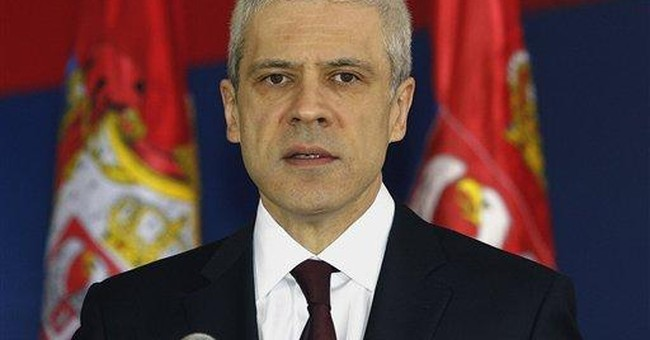 Serbian parliamentary election set for May