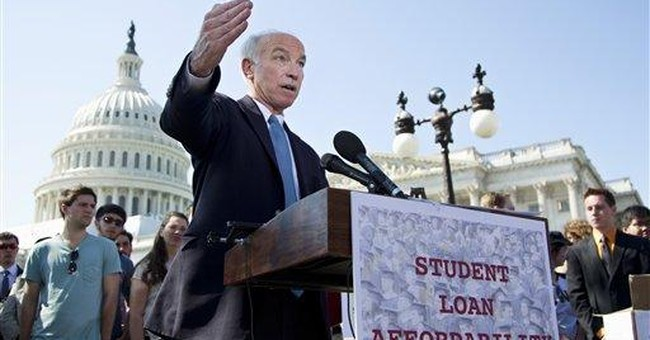 Students seek to stop loan interest rate hike