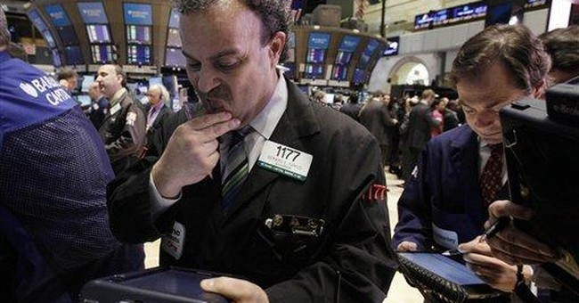 Bank surge sends Dow to highest level since 2007