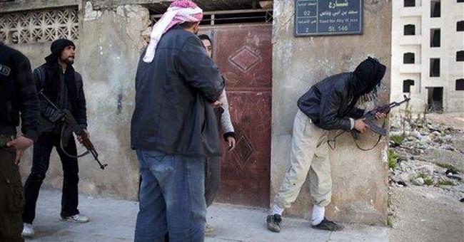 Journalist recounts fleeing Syrian city under fire