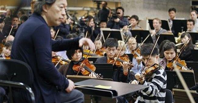 NKoreans, French prepare for major Paris concert