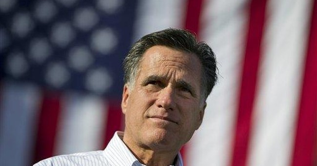 Romney increasingly hits Obama, ignores GOP rivals