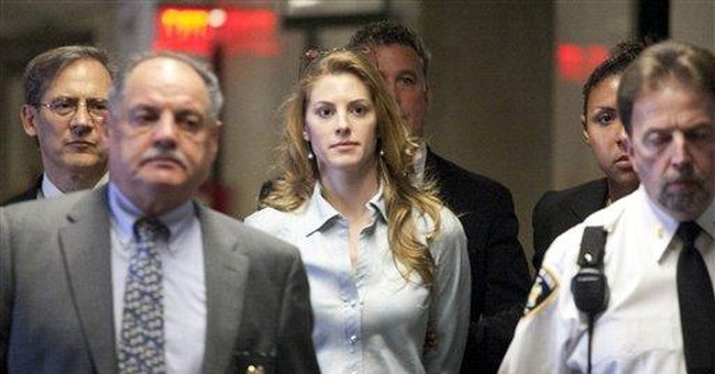 2nd woman in NYC madam case pleads not guilty