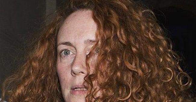 UK police arrest Rebekah Brooks in hacking probe