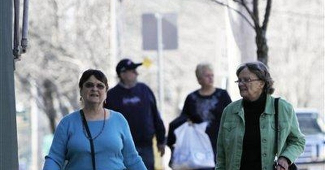 US retail sales rose 1.1 percent in February