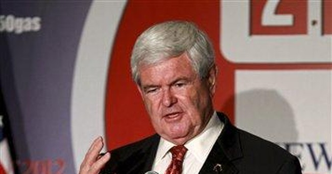 Gingrich losses in South a big blow yet he goes on