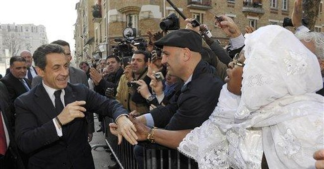 Sarkozy to Muslims: You have your place in France