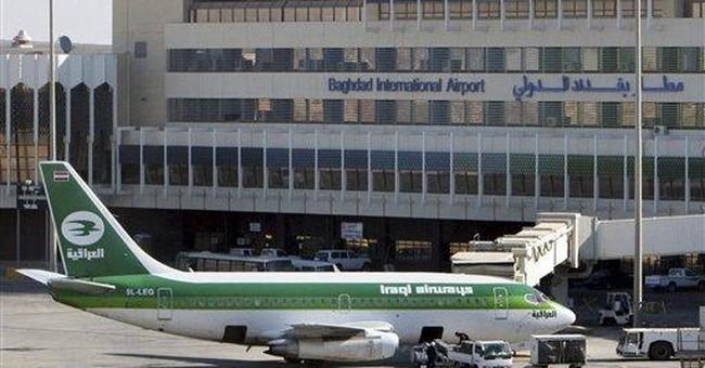 Officials: Iraq, Kuwait settle airline dispute