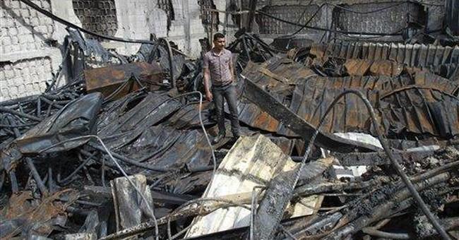 Palestinians: Gaza boy dies of wounds