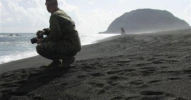 US vets, Japanese mark anniversary of Iwo Jima