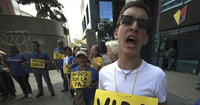 Chavez's party suspends Venezuelan state governor