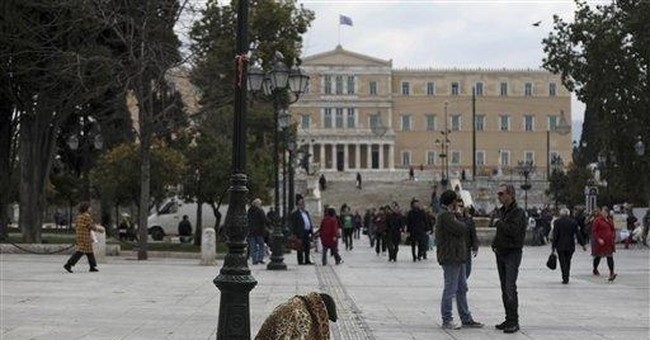 IMF approves euro28BN funding for Greece