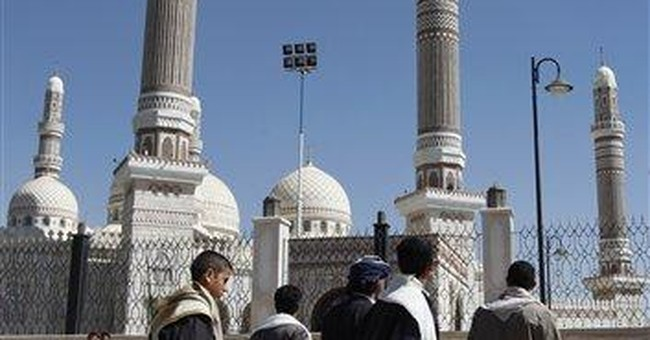 Yemenis: Ousted leader undermining al-Qaida fight