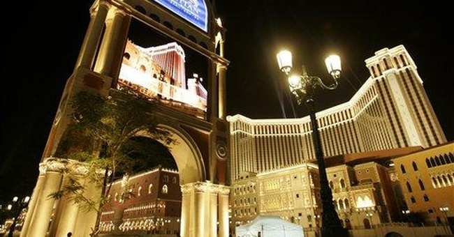 Sands sued in Macau for $375M by ex-partner