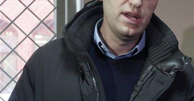 Husband of Russian activist jailed for 5 years