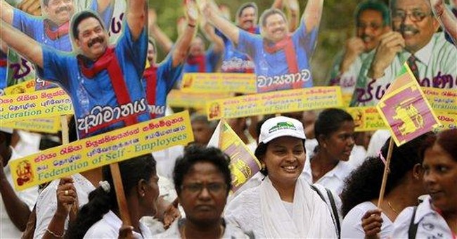 Group: Sri Lanka postwar policies threaten peace