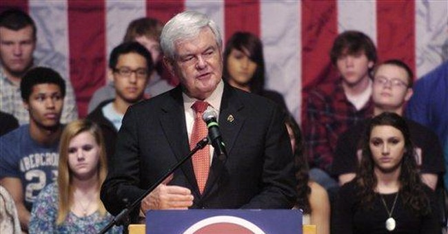 GOP senator criticizes Gingrich on Afghanistan