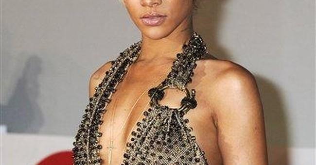 Rihanna says collaboration with Brown 'made sense'