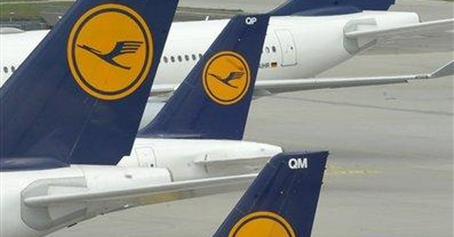 Lufthansa warns profits to slide again this year