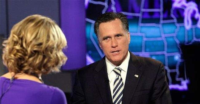 Signs of financial strain showing up for Romney