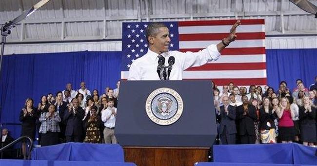 Obama defends energy record