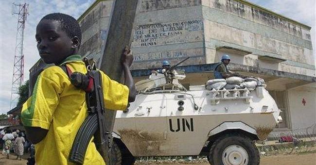 Prosecutor to seek long sentence for Congo warlord