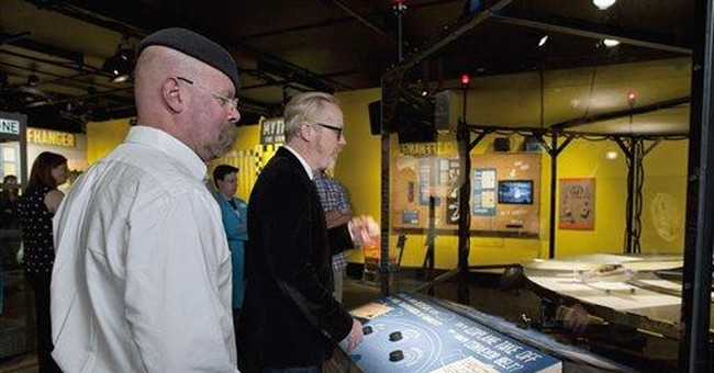 MythBusters exhibition opens in Chicago