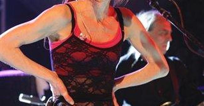 Fiona Apple makes return to spotlight at SXSW