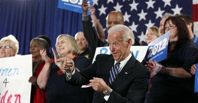 Biden's sharp words mark a new phase in campaign