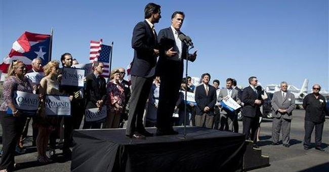 In Puerto Rico, Romney repeats Sotomayor criticism