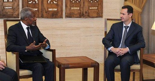 Annan plans to return to Syria, urges UN unity