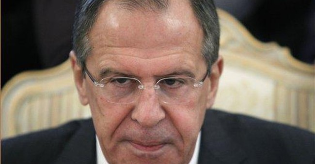 Russia backs Red Cross demand to Syrian government