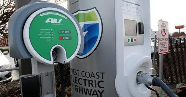 First big piece of 'Electric Highway' gets juice