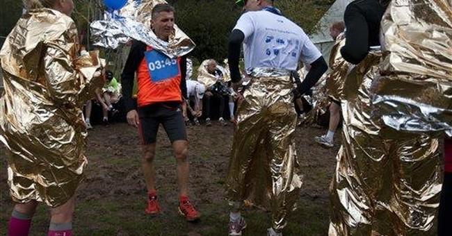 Survivor who escaped Nazis runs Jerusalem Marathon
