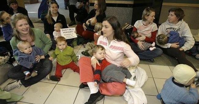 Breast-feeding passenger settles airline lawsuit