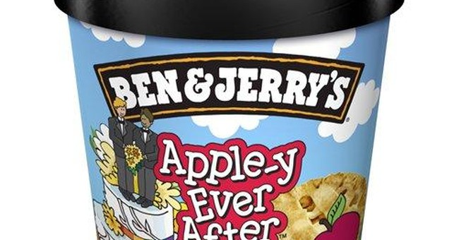 Vt.'s Ben & Jerry's issues pro-gay marriage flavor