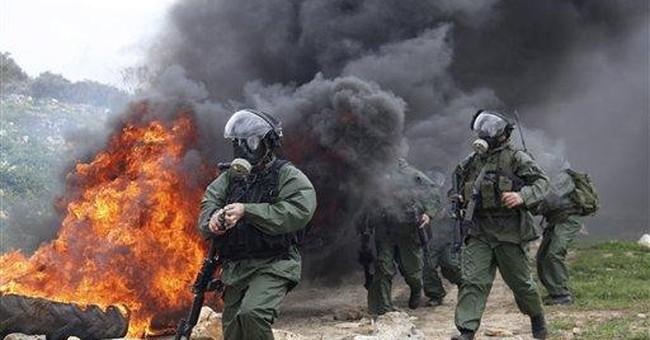 Palestinian, Israeli hurt in West Bank